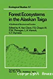 Association of Plants and Phytophagous Insects in Taiga Forest Ecosystems