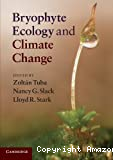Bryophyte Ecology and Climate Change