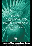 Conservation of the Rare and Endangered Plants Endemic to Spain