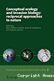 The biogeography of naturalized species and the species-area relationship: reciprocal insights to biogeography and invasion biology