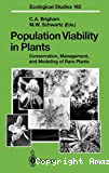Modeling the Effects of Disturbance, Spatial Variation, and Environmental Heterogeneity on Population Viability of Plants